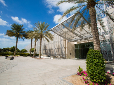 All the best places to soak up some art and culture in Abu Dhabi