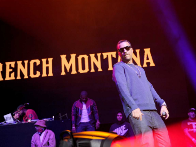 French Montana to play Abu Dhabi Grand Prix 2018 gig