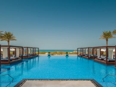 A huge pool party is coming to Saadiyat Beach Club