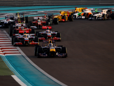 Act now to snap up the last Abu Dhabi Grand Prix tickets