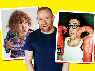 The Laughter Factory brings festive fun to Abu Dhabi