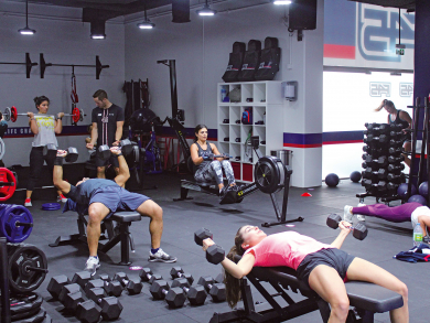 Here are the best indoor workouts in Abu Dhabi