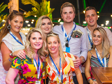 In pictures: Candypants at Yas Marina