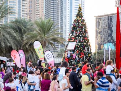 Huge Christmas festival and market coming to Abu Dhabi