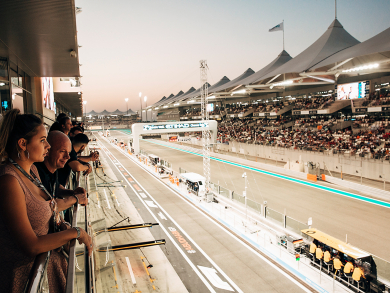 24 brilliant things to do in Abu Dhabi over F1 weekend