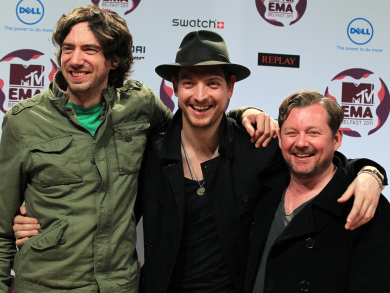 Snow Patrol coming to the UAE for Emirates Jazz Festival