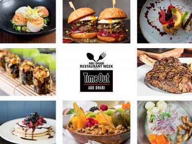 Abu Dhabi Restaurant Week extended by popular demand