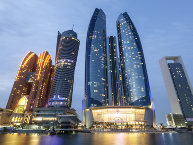 Abu Dhabi Restaurant Week: Jumeirah at Etihad Towers