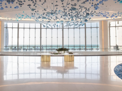 Why you need to check out Abu Dhabi's newest luxury resort