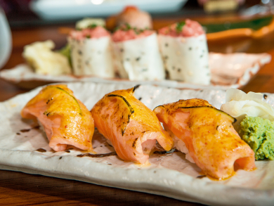 Zeitaku Brunch at 99 Sushi Bar & Restaurant