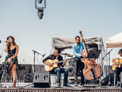 Festember festival brings art, fashion, food and music to Abu Dhabi