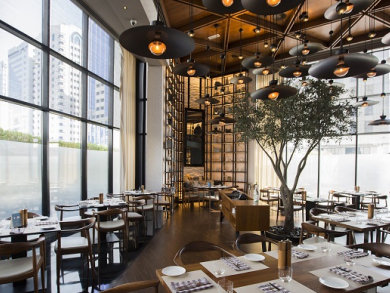 Abu Dhabi Restaurant Week: Market Kitchen