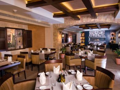 Abu Dhabi Restaurant Week: Spaccanapoli