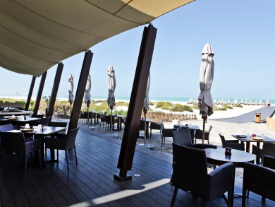 Abu Dhabi Restaurant Week: Beach House