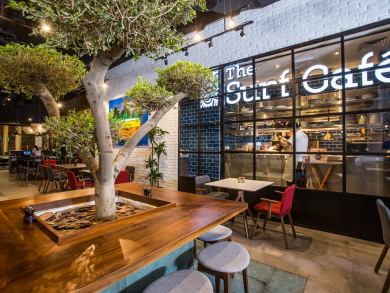 Abu Dhabi Restaurant Week: The Surf Café