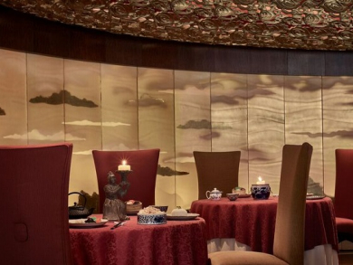 Abu Dhabi Restaurant Week: Shang Palace