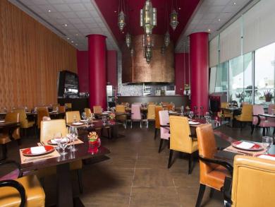 Abu Dhabi Restaurant Week: Angar