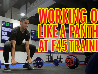 Win the chance to try F45 training in Abu Dhabi