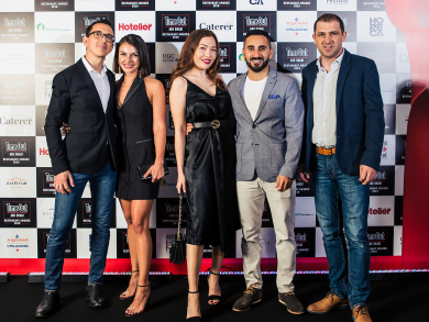 In pictures: Time Out Abu Dhabi's Restaurant Awards 2018 – the arrivals
