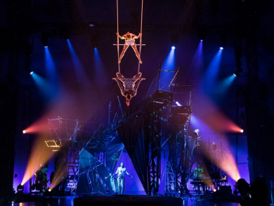 Abu Dhabi welcomes spectacular Cirque du Soleil for the first time