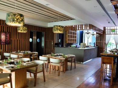 Abu Dhabi Restaurant Week: Café Sushi