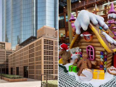Make the most of Christmas at The Mall at World Trade Center Abu Dhabi