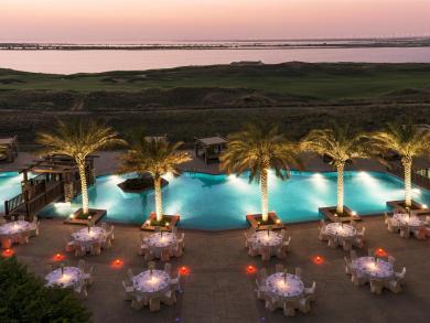 Abu Dhabi's festive offer of the day: Assymetri