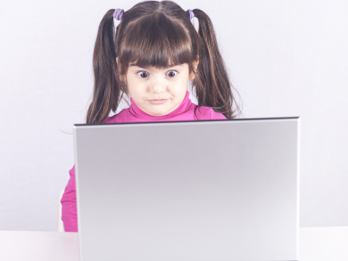 Is being online for too long harming your kids?