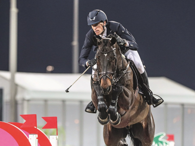 Abu Dhabi saddles up for the Al Shira'aa International Horse Show