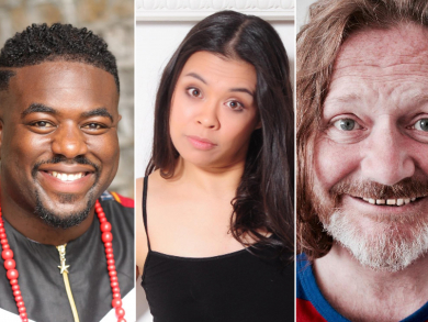 The Laughter Factory is back in Abu Dhabi in February