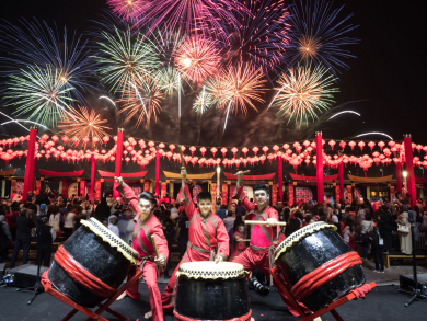 Huge Chinese New Year 2019 celebrations announced at Al Maryah Island