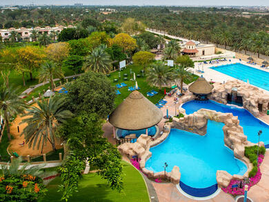 Check out this brilliant Dhs650 all-inclusive staycation in Al Ain