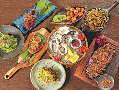 Five brunches to try this weekend in Abu Dhabi