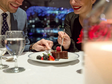 The ultimate guide to Valentine's Day meals in Abu Dhabi
