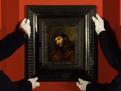 Louvre Abu Dhabi unveils latest masterpiece