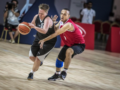 It will be free to watch the Special Olympics in Abu Dhabi