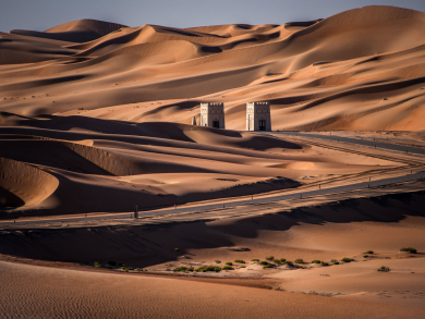 Explore Liwa and some off-roading in the desert this Eid holiday