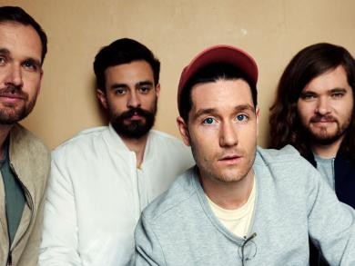 Brit band Bastille to headline massive festival in Abu Dhabi