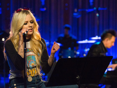 Punk-pop superstar Avril Lavigne to perform at Special Olympics opening ceremony