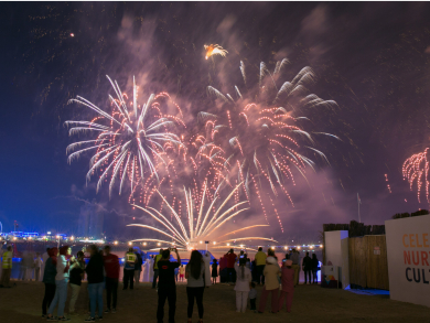 UAE's first firework contest is coming to Abu Dhabi