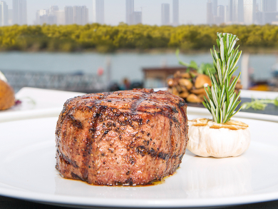 Friday brunch at  BOA Steakhouse