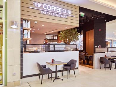 Places to eat in Al Ain's Al Jimi Mall