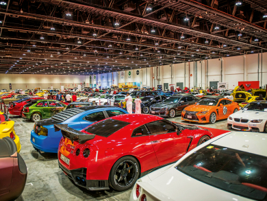 Everything you need to know about Abu Dhabi's biggest custom car show