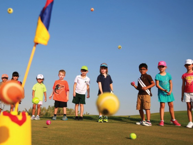 New junior camp launching at golf course in Abu Dhabi