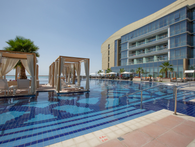 In pictures: Royal M Hotel & Resort, Abu Dhabi