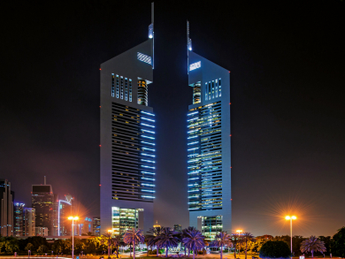 Brilliant hotel deals in the UAE this week