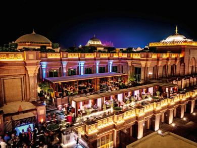 Top nightlife and bar deals in Abu Dhabi this week