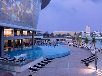 All the Monday Happy hour deals in Abu Dhabi