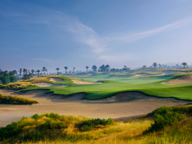 Two sporting events launched for female golfers in Abu Dhabi