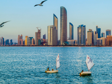 Brilliant places where you can try water sports in Abu Dhabi